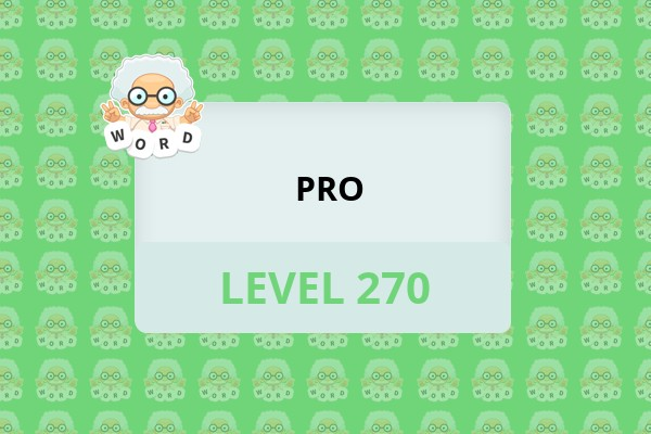 Word Whizzle Search Pro Level 270 Answers - My Cheat Site
